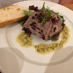Terrine of confit duck