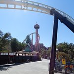 Six Flags Magic Mountain의 사진