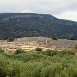Gournia archaeological site