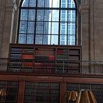 Billede af New York Public Library