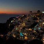 Photo of Sunset in Oia
