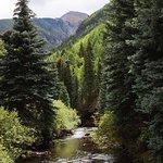 Bild från San Miguel River