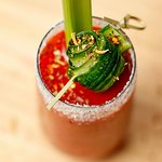 Bloody Mary - the classic example of combining in one potion both the poison and the antidote. D