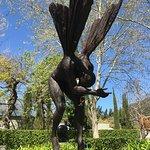 Foto de Grande Provence Estate Restaurant