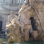 Bild från Piazza Navona