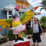 A fun phot outside of Margaritaville