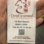 Bilde fra Carnet Gourmand