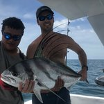 We're specialized in Roosterfish fishing