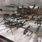 Fascinating display of weaponry