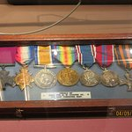 Lovely collection of medals
