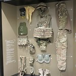 Some of a modern soldiers kit