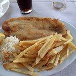 Fish filet menu deal