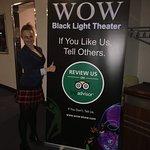 Φωτογραφία: WOW Black Light Theater