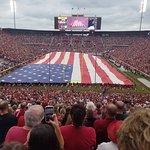 صورة فوتوغرافية لـ Oklahoma Memorial Stadium