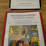 Buttercup Pantry