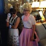 Audrey Hepburn and Marilyn Monroe were in attendance!