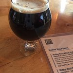 Lost Highway Double Black IPA - smooth and delicious!