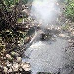 Boiling pond