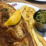 Foto de Tribells Fish and Chip Restaurant