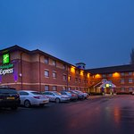 Holiday Inn Express Taunton M5, Jct.25