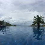 View from the Montecristo pool