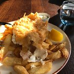 Fish & Chips - Delicious!