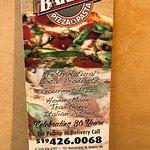 The Barrel Pizza & Pasta