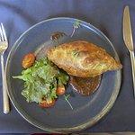 Vegetable Cornish Pastie