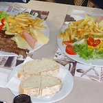 Bife de Alcatra tenro e suculento...! Top Steak! :)