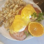 Eggs Benedict made to perfection