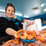 We can tell you where to buy the best prawns in town