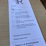 Photo of Rochford Wines Restaurant