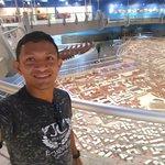 Em menos de 1h é possível conhecer um pouco da Antiga cidade de Jerusalém através de uma maquete