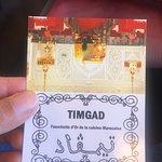 Foto di Timgad