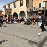 Wild West Gun Fight at High Noon!