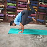 صورة فوتوغرافية لـ Yoga Guru Karan Singh