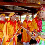 Ba Trao, the cultural folk music of local fishing life