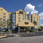 Fairfield Inn & Suites by Marriott Orlando Near Universal Orlando Resort