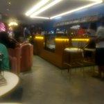 Tea villa cafe ___ new franchise charno Rd with Same taste of panner samosa ,pav phaji foundiu &