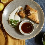 Spiced Thai Samosas