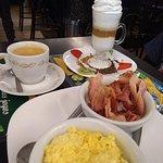 Café da manhã!