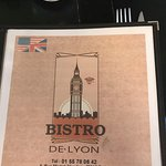 Foto de Le Bistro lyonnais