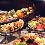 Breakfast Buffet at Coral Tree