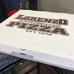 Lorenzo & Sons Pizza Box