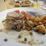 Thon sec, la sauce foie gras est homéopathique...