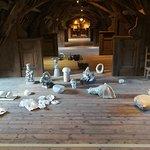 Exposition «les artistes de Viviane S» à l'abbaye de Lehon