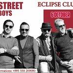 6 October 2018 Street Boys @eclipseclub