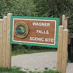 Zdjęcie Wagner Falls