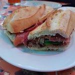 Sandwich Serrano