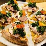 Pizza Soip Amaur: ingredienti ricercati in completa sintonia.